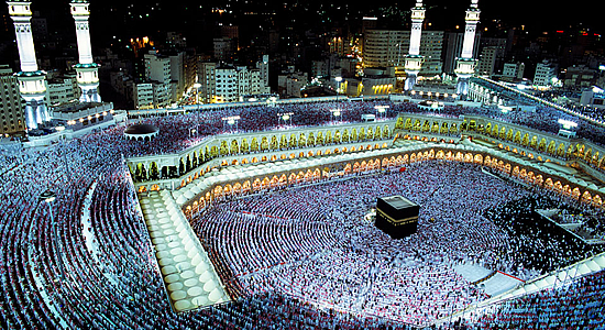 History of the Hajj