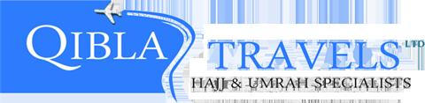 Qibla Travels Retina Logo