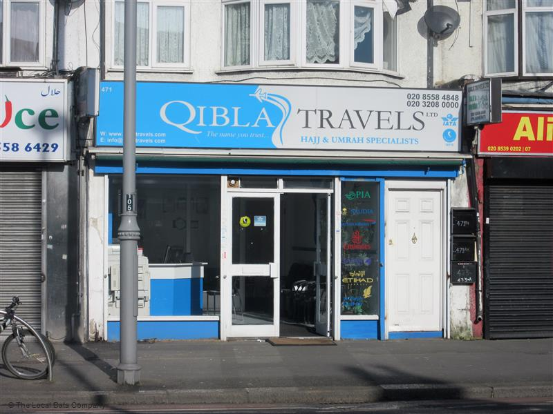Qibla Travels Office