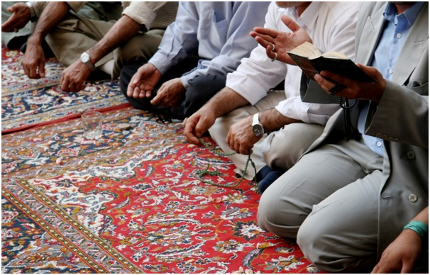 Pray and learn quran