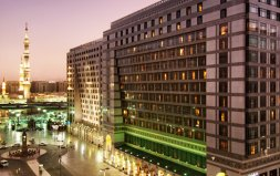 5 Star Hilton hotel in Madinah