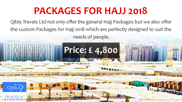 Packages for Hajj 2018