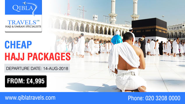 best Hajj package Archives - Qibla Travels