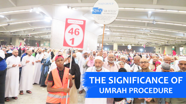 significance of Umrah procedure