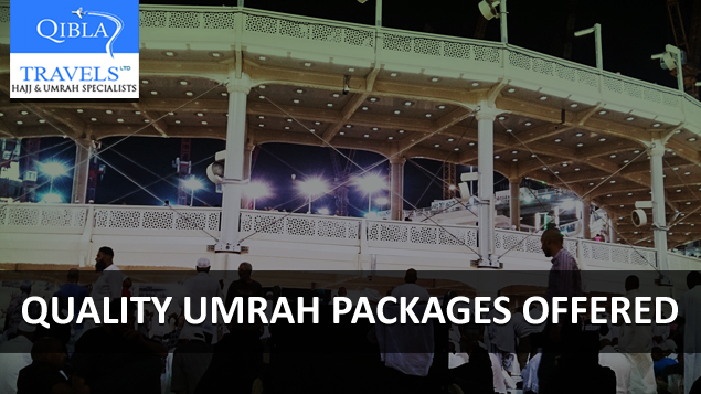 Quality Umrah Packages