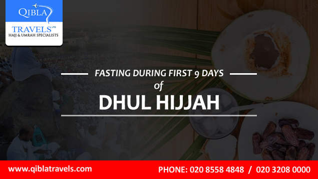 9 Days of Dhul Hijjah