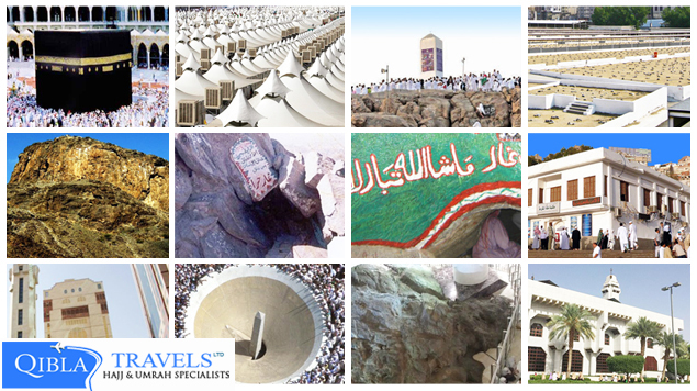 Ziarat Places in Makkah