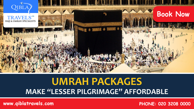 Umrah Packages Make Lesser Pilgrimage