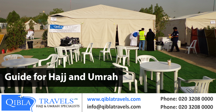 Guide for Hajj and Umrah