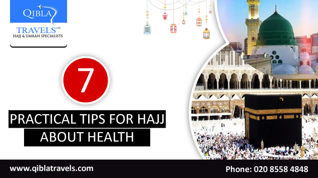 7 Practical Tips for Hajj