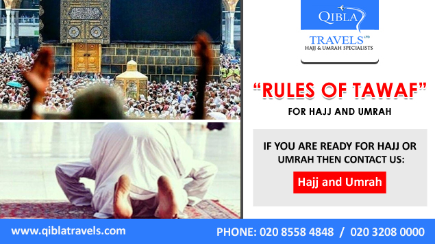 Rules of Tawaf