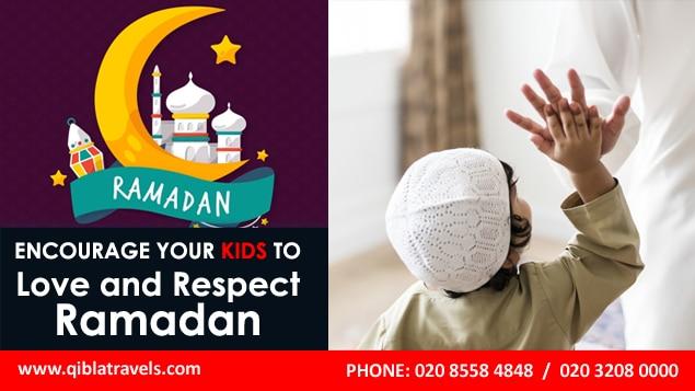 Kids and Ramadan